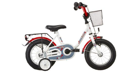 """Vermont Kids Karo Rower dziecięcy  12"""" biały"""